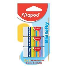Gomma Mini Softy Maped - 012403 (conf. 3)