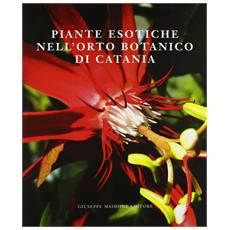 Piante esotiche nell'orto botanico di Catania