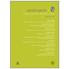 Montesquieu. it (2012) . Vol. 4
