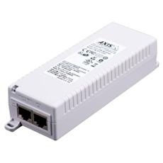 Single port midspan for Power over Ethernet Plus (PoE+) IEEE 802.3at Type