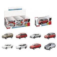 DieCast 1:43 Auto assortite (8modelli) (Conf. 24pz) (3/2014) 53195