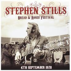 Stephen Stills - Bread & Roses Festival 4 September 1978 (2 Lp)