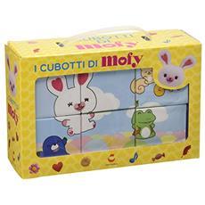Cubotti. Mofy. Con gadget (I)