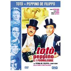 Toto', Peppino E I Fuorilegge