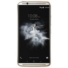 "Axon 7 Oro 64 GB 4G/LTE Dual Sim Display 5.5"" Quad HD Slot Micro SD Fotocamera 20 Mpx Android Europa"