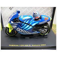 Rab004 Yamaha Yzr500 T. 3 Gauloise Nakano Modellino
