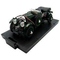 Bm0114 Bentley Speed Six Compressore N. 8 10th Lm 1930 Benjafield-ramponi 1:43 Modellino