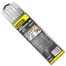 100x Lame Seghetto 300mm 24tpi Metallo Plastica Lega Acciaio 1-15-842