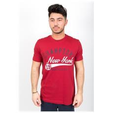T-shirt Uomo American Classic Rosso S