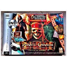 I Pirati Dei Caraibi Gioco Dvd - 2006 Nuovo / Sigillato - New Sealed
