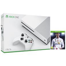 MICROSOFT - Console Xbox One S 1 TB White + Fifa 18 Limited...
