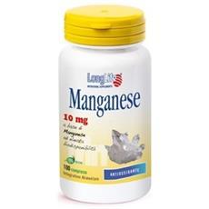 Longlife Manganese 10mg100cpr