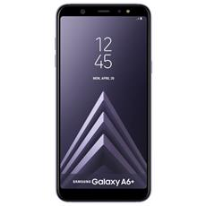 "Galaxy A6+ Grigio 32 GB 4G / LTE Dual Sim Display 6"" Full HD+ Slot Micro SD Fotocamera 16 Mpx Android Italia"