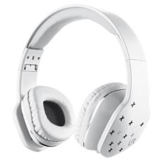 Cuffie Mobi con Cavo e Microfono integrato colore Bianco