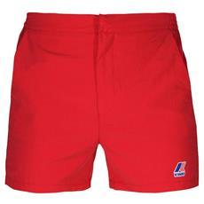 Costumi Uomo Costume da bagno boxer CLAUDE St Tropez Size M Col. Red