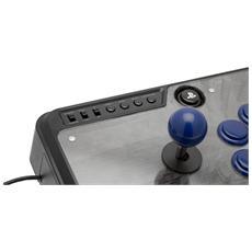 VS2797, Joystick, Cablato, PlayStation 4, Playstation 3, USB 2.0, Casa, Start, Turbo, Acciaio inossidabile