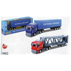 Camion On The Road 1:72 (Assortimento)