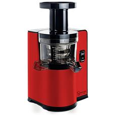 Sana 808 Estrattore di succo a freddo verticale colore rosso