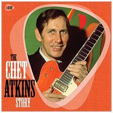 Chet Atkins - The Chet Atkins Story (4 Cd)