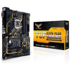 Scheda Madre TUF Z370-PLUS Gaming Socket LGA 1151 Chipset Z370 ATX