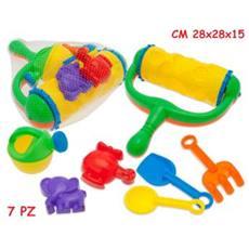 Set Rullo C / accessori Spiaggia Cf1