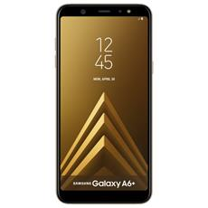 SAMSUNG - Galaxy A6+ Oro Dual Sim Display 6' Full HD+ Octa...