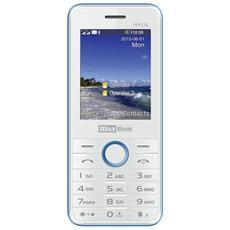 """Classic MM136 2.4"""" 54g Blu, Bianco Telefono di livello base"""