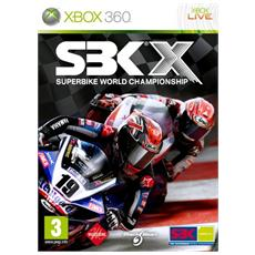 XBOX 360 SBK X Superbike World Championship