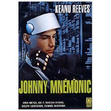 Dvd Johnny Mnemonic