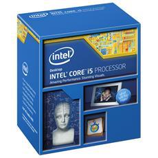 INTEL - Processore Core i5-4690 (Haswell Refresh) Quad-Core 3.50 Ghz GPU Integrata HD 4600 Socket LGA 1150...