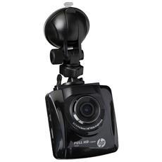 """Dash Cam F500 Sensore Full HD Display 2.4"""" Stabilizzato"""