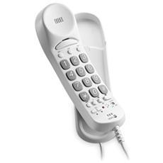 Telefono analogico Bianco