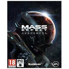 PC - Mass Effect Andromeda