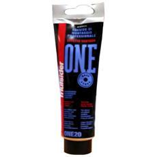 One20 Eff. ventosa Adesivo Di Montag. base Acqua Bianco 125ml, 125ml Friulsider