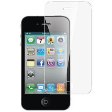 Pellicola Vetro Flessibile - Tecnologia Infrangibile Per Apple Iphone 4 E 4s