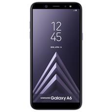 SAMSUNG - Galaxy A6 Grigio Dual Sim Display 5.6' HD+ Octa...