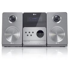 Sistema Micro Hi-Fi XA66 Lettore CD MP3 Potenza 60 Watt porta USB