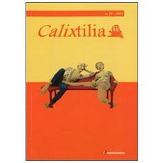 Calixtilia. Vol. 4