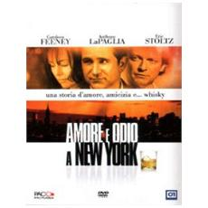 Dvd Amore E Odio A New York