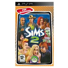Psp - Essentials The Sims 2
