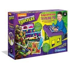 13272 Tavolino Più Ninja Turtles