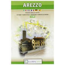 Arezzo 1:8.000