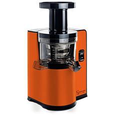 Sana 808 Estrattore di succo a freddo verticale colore arancione