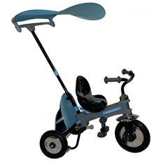 Triciclo Per Bambini Blu Azzurro