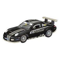 25361 Porsche 911 Gt3 Cup Vip Car Black Modellino