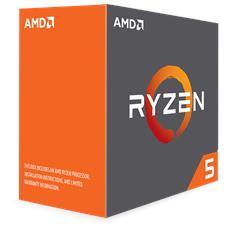 Processore Ryzen 5 1600X (Zen) 6 Core 3.7 GHz Socket AM4 Boxato Moltiplicatore Sbloccato (Dissipatore Escluso)