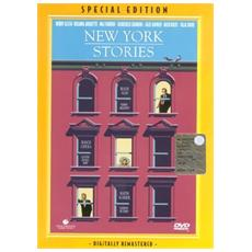 DVD NEW YORK STORIES (special edition)