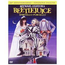 DVD BEETLEJUICE - SPIRITELLO P. (deluxe)