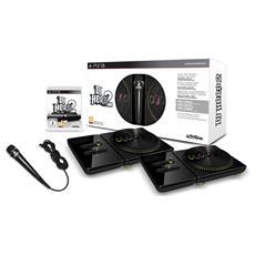 PS3 - DJ Hero 2 Bundle Collector's Edition
