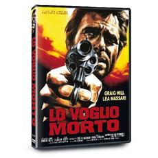 DVD LO VOGLIO MORTO (ed. lim. num.)
